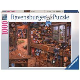 Ravensburger Dědečkova kůlna 1000 dílků