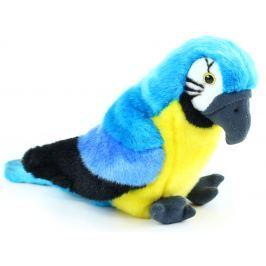 Rappa Plyšový papoušek sedící, 25 cm