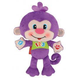 Fisher Price Bystrá hovoriaca opička SK
