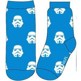 E plus M Chlapecké ponožky Star Wars - modré