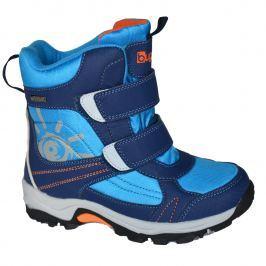 Bugga Chlapecké zimní boty - modré