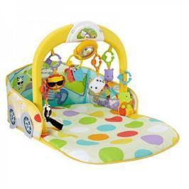 Fisher Price Hrací dečka autíčko 3v1
