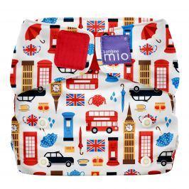Bambinomio Miosolo látková plenka all in one Great Britain