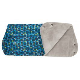 G-mini JUSTUS rukávník, modrý
