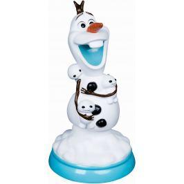 Frozen Dekorace s LED osvětlením Olaf