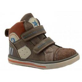 Bugga Chlapecké kotníkové boty - hnědé
