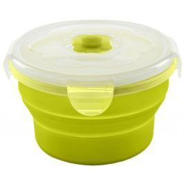 Nuvita Skládací silikonová miska 230 ml, Green