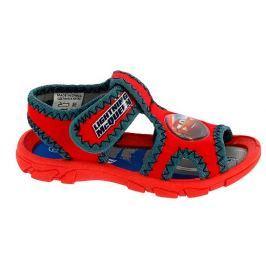Disney by Arnetta Chlapecké sandály Cars - červené