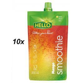 Hello Smoothie mango 10x200ml