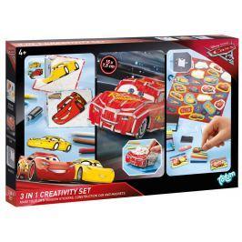 Cars Kreativní sada 3 v 1 Cars 3
