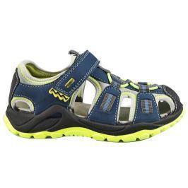 Primigi Chlapecké sandály - modro-šedé