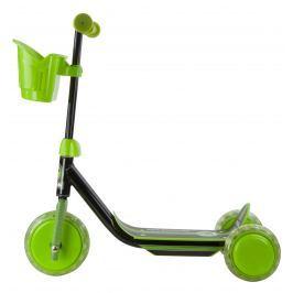 STIGA Dětská koloběžka Mini Kid 3W zelená
