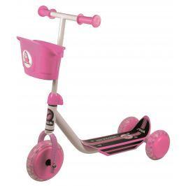 STIGA Dětská koloběžka Mini Kid 3W růžová