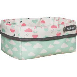 Bebe-jou Textilní košík na kojenecké potřeby Blush Baby