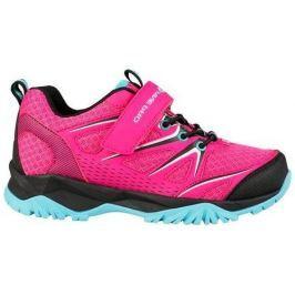 ALPINE PRO Dívčí outdoorové boty Talish - růžové