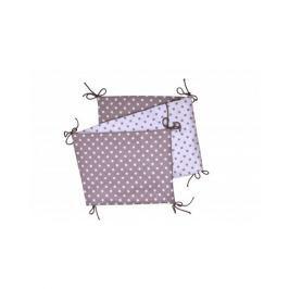 T-tomi Skládací mantinel, grey/dots