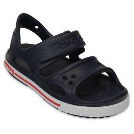 Crocs Chlapecké sandály Crocband II - tmavě modré