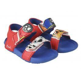 Disney Brand Chlapecké sandály Paw Patrol - barevné