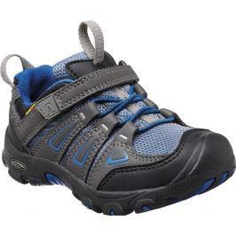Recenze Trollkids Dětská outdoorová obuv Kids Fjell Hiker - modrá 7f5e4035fd