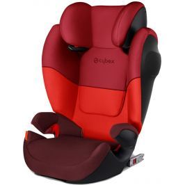 Cybex Solution M-Fix SILVER, Rumba Red 2018