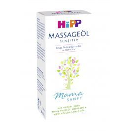 HiPP Masážní olej na strie pro maminky 100ml