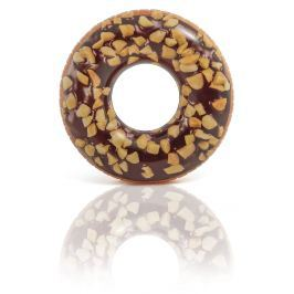 Intex Nutty Chocolate Nafukovací kruh donut