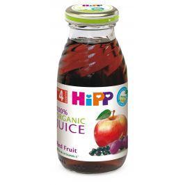 HiPP BIO Šťáva z červených plodů ovoce 200 ml