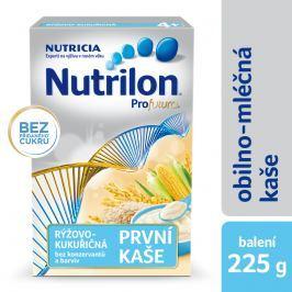 Nutrilon Mléčná kaše rýžovo-kukuřičná 225 g