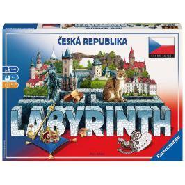 Ravensburger Puzzle Labyrinth Česká republika