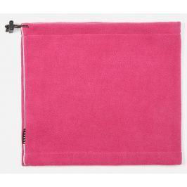Brekka Dívčí fleecový nákrčník - růžový
