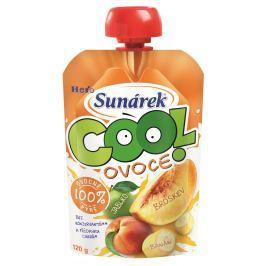 Sunárek cool ovoce Broskev, Banán, Jablko 12x120g