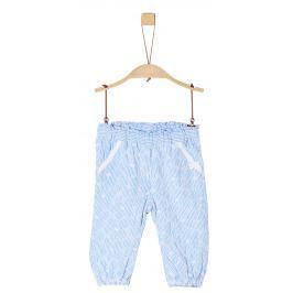 s.Oliver Dívčí kalhoty - světle modré