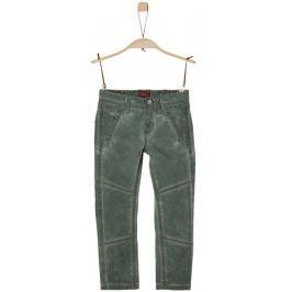 s.Oliver Chlapecké kalhoty - šedé