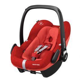 Maxi Cosi Pebble Plus 2019, Nomad red