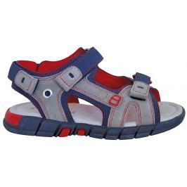 Protetika Chlapecké sandály Larvik - šedé