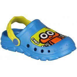 Coqui Chlapecké sandály Stoney - modré