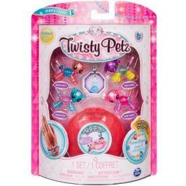 Spin Master Twisty Petz 4 náramky zvířecích miminek - Kitty a Puppy