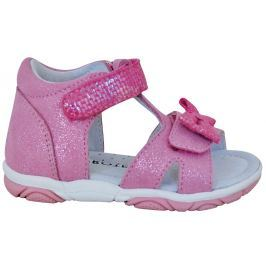 Protetika Dívčí sandály Sofia - růžové