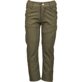 Blue Seven Chlapecké kalhoty - zelené khaki