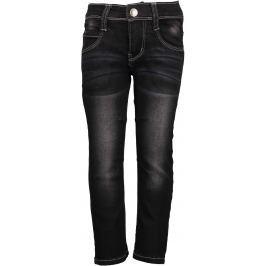 Blue Seven Chlapecké džínové kalhoty - černé
