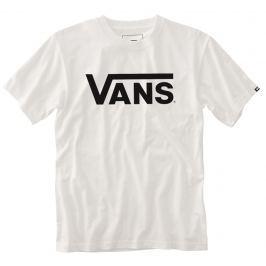 Vans Dětské tričko Classic - bílá
