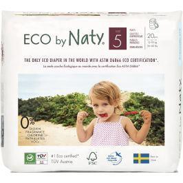 Naty Natahovací plenkové kalhotky Junior 12 - 18 kg (20 ks)