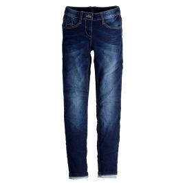 s.Oliver Dívčí džínové kalhoty - modré