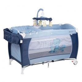 BabyGO Sleeper DeLuxe Blue