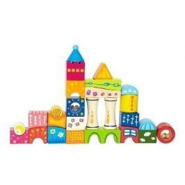 Hape Toys Skládací veselé kostky
