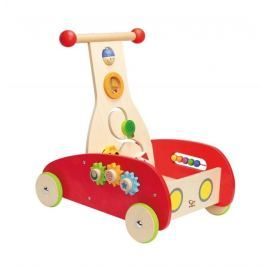 Hape Toys Chodítko Auto, červené