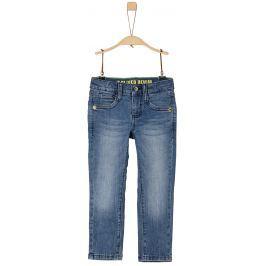 s.Oliver Chlapecké džínové kalhoty - modré