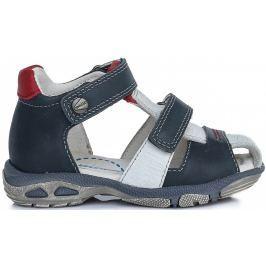 D.D.step Chlapecké sandály - modré
