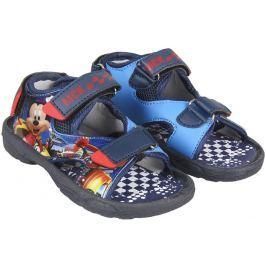 Disney Brand Chlapecké sandály Mickey Mouse - modré