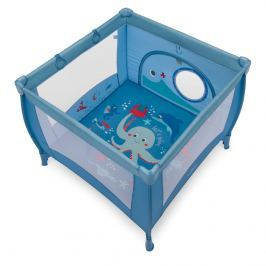 baby design Play up blue